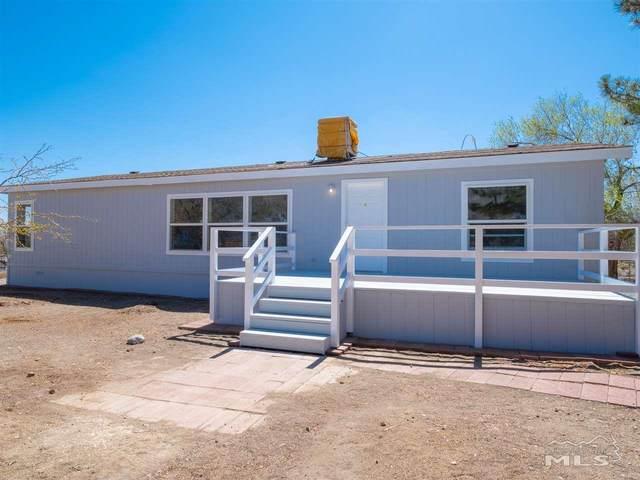 360 Sam Clemens Avenue, Dayton, NV 89403 (MLS #210005387) :: Vaulet Group Real Estate