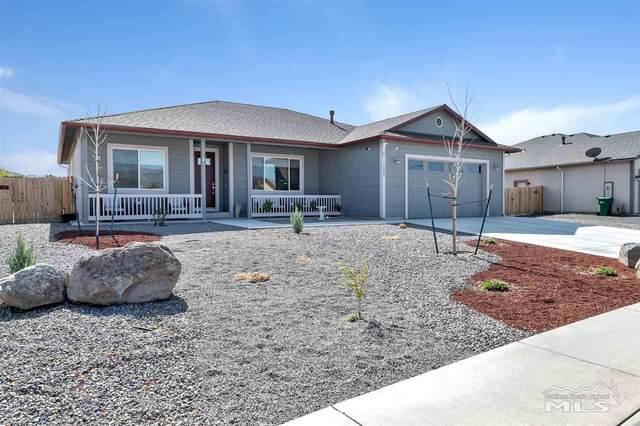 1153 Cheatgrass Dr, Dayton, NV 89403 (MLS #210005403) :: NVGemme Real Estate