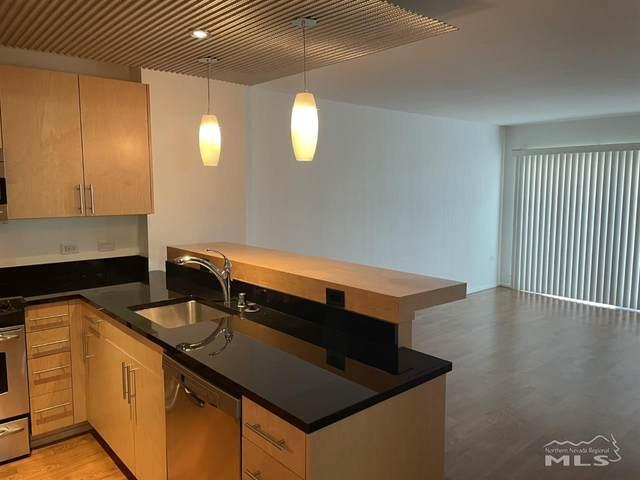 255 N Sierra Street #816, Reno, NV 89501 (MLS #210005414) :: Chase International Real Estate