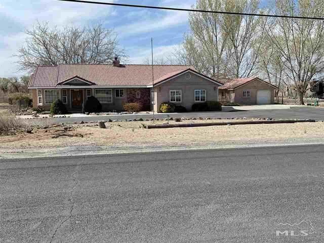 1805 Rice Rd, Fallon, NV 89406 (MLS #210005458) :: Theresa Nelson Real Estate