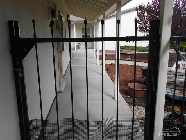 653 Shenandoah Drive, Carson City, NV 89706 (MLS #210005460) :: NVGemme Real Estate