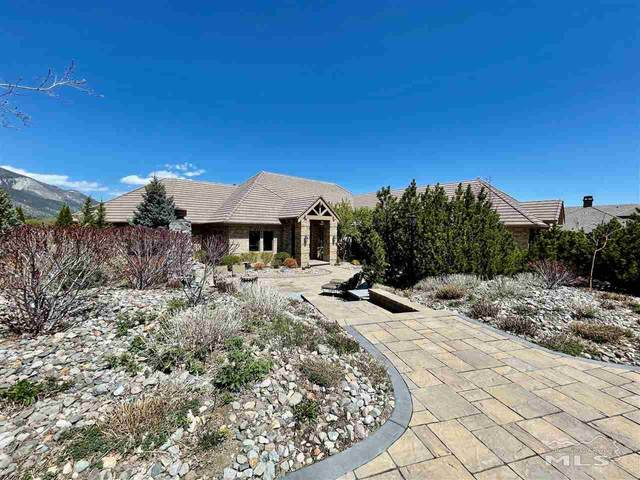 Washoe Valley, NV 89704 :: Theresa Nelson Real Estate