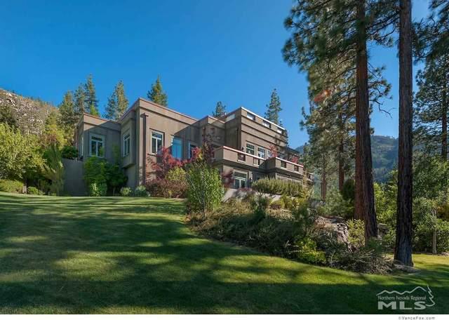7195 Franktown Rd, Washoe Valley, NV 89704 (MLS #210005498) :: Vaulet Group Real Estate