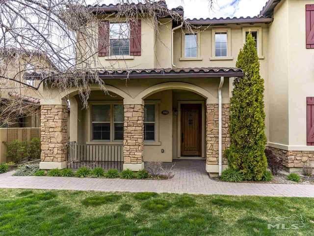 3910 San Donato, Reno, NV 89519 (MLS #210005516) :: Morales Hall Group