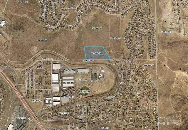 0 Spearhead, Reno, NV 89506 (MLS #210005521) :: Theresa Nelson Real Estate