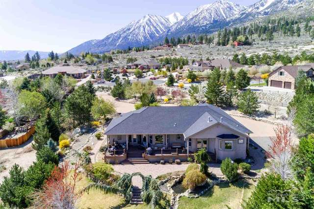 180 Taylor Creek Road, Gardnerville, NV 89460 (MLS #210005532) :: NVGemme Real Estate