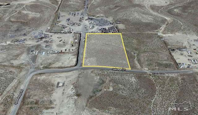11 Salvage Lane, Fernley, NV 89408 (MLS #210005555) :: Chase International Real Estate