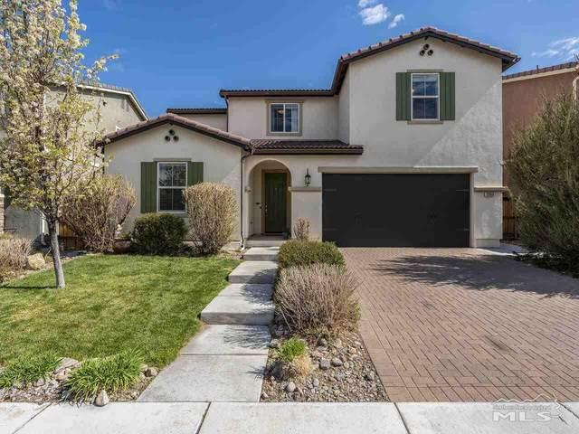 2055 Peaceful Valley Dr., Reno, NV 89521 (MLS #210005568) :: NVGemme Real Estate