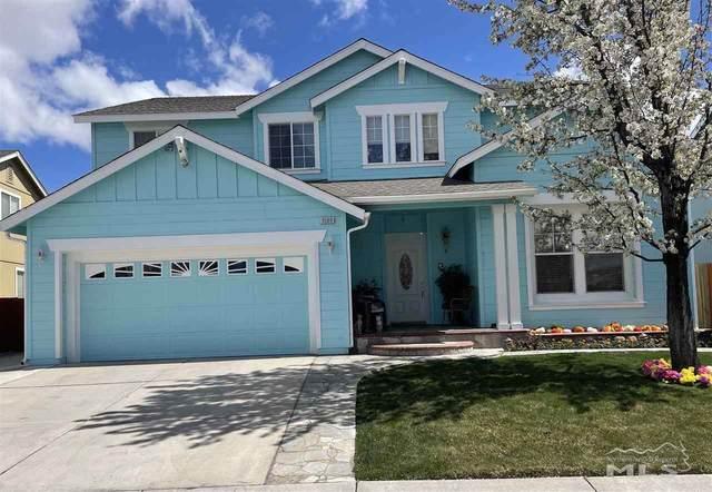 9100 Rising Moon, Reno, NV 89506 (MLS #210005581) :: NVGemme Real Estate
