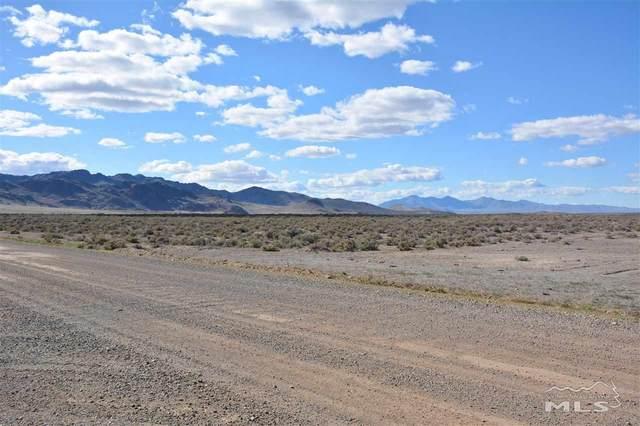 0000 Green Saddle, Winnemucca, NV 89445 (MLS #210005602) :: NVGemme Real Estate