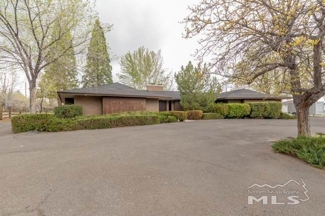 1685 Meadowview Ln, Reno, NV 89509 (MLS #210005610) :: Vaulet Group Real Estate