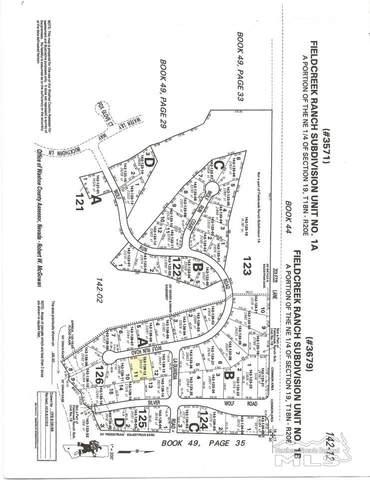1295 Wolf Run Rd., Reno, NV 89511 (MLS #210005611) :: Morales Hall Group