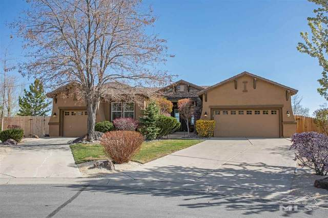 2765 Spirit Rock Trail, Reno, NV 89511 (MLS #210005619) :: Morales Hall Group