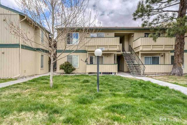 3923 Clear Acre Ln #182, Reno, NV 89512 (MLS #210005622) :: Chase International Real Estate