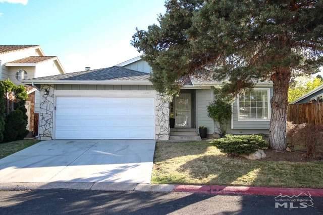 2285 Silver Ridge Drive, Reno, NV 89509 (MLS #210005636) :: Theresa Nelson Real Estate