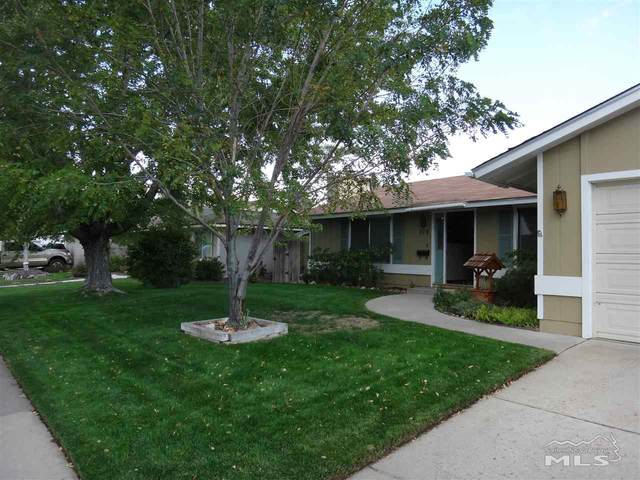 719 Pat Lane, Carson City, NV 89701 (MLS #210005646) :: The Mike Wood Team