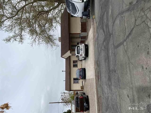 101 W 4th Street, Hawthorne, NV 89415 (MLS #210005662) :: Chase International Real Estate