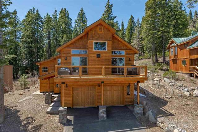 12546 Falcon Point Place, Truckee, Ca, CA 96161 (MLS #210005690) :: Chase International Real Estate