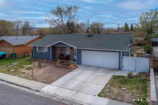 613 Norrie Drive, Carson City, NV 89703 (MLS #210005699) :: NVGemme Real Estate