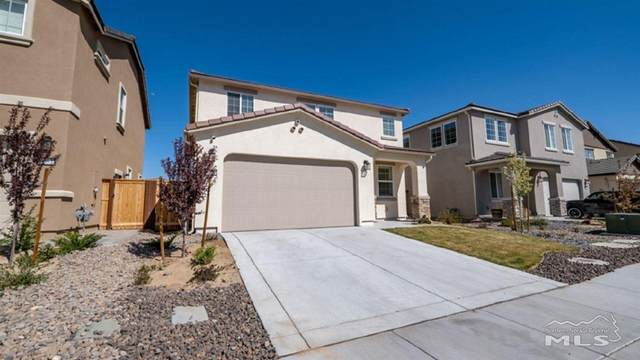 6072 Red Sun, Sparks, NV 89436 (MLS #210005703) :: NVGemme Real Estate