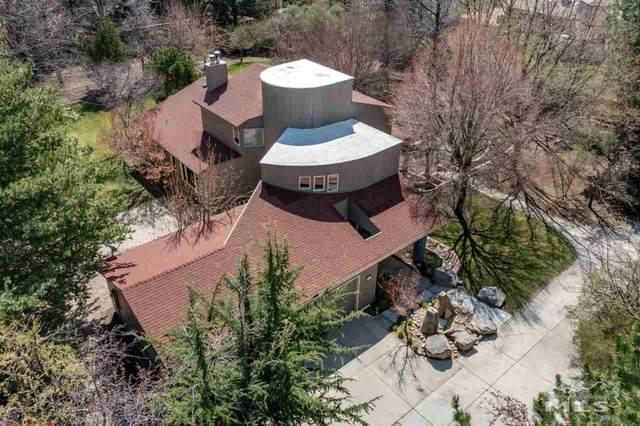 1027 Spencer St., Carson City, NV 89703 (MLS #210005705) :: NVGemme Real Estate