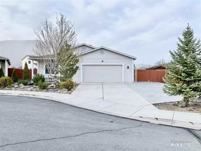 17935 Blue Creek Ct, Reno, NV 89508 (MLS #210005710) :: NVGemme Real Estate