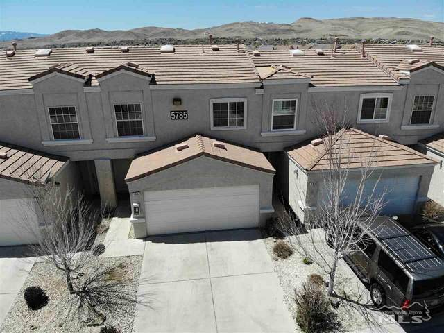 5785 Camino Verde #104, Sparks, NV 89436 (MLS #210005722) :: NVGemme Real Estate