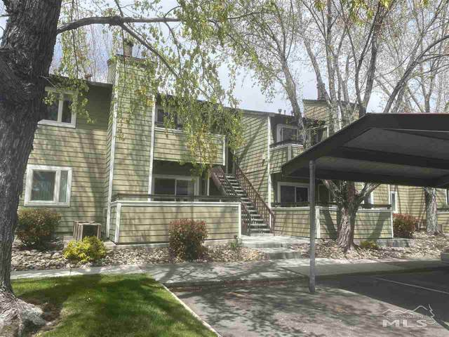 7680 Bluestone #318, Reno, NV 89511 (MLS #210005731) :: Chase International Real Estate