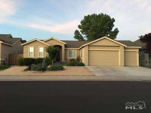 939 Julia Lane, Fernley, NV 89408 (MLS #210005767) :: NVGemme Real Estate