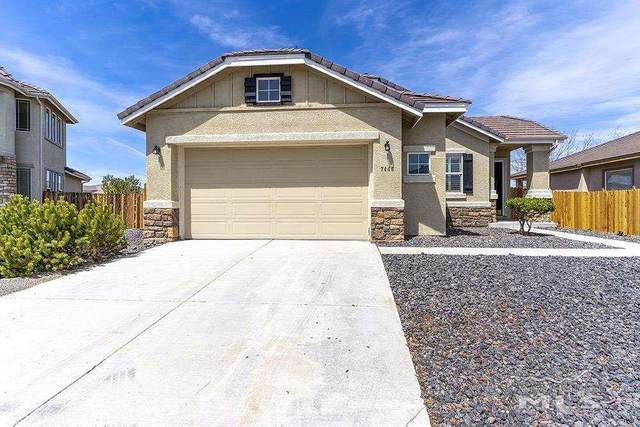 7446 Minkler Court, Sparks, NV 89436 (MLS #210005782) :: NVGemme Real Estate
