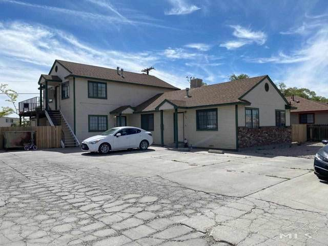 470 Timothy, Fallon, NV 89406 (MLS #210005785) :: The Mike Wood Team
