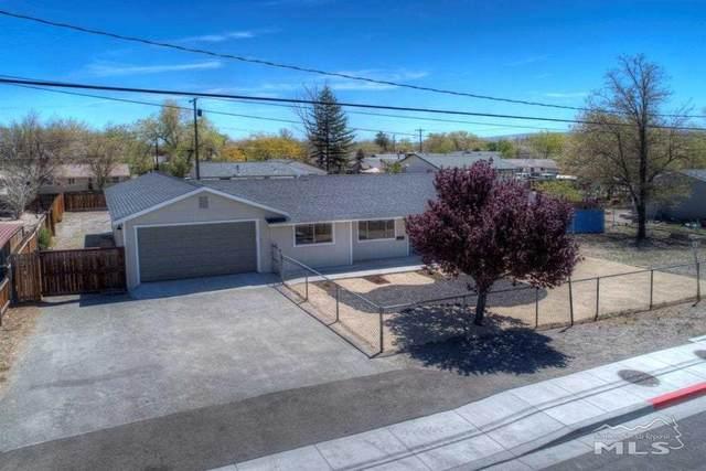 355 Hardie, Fernley, NV 89408 (MLS #210005800) :: NVGemme Real Estate