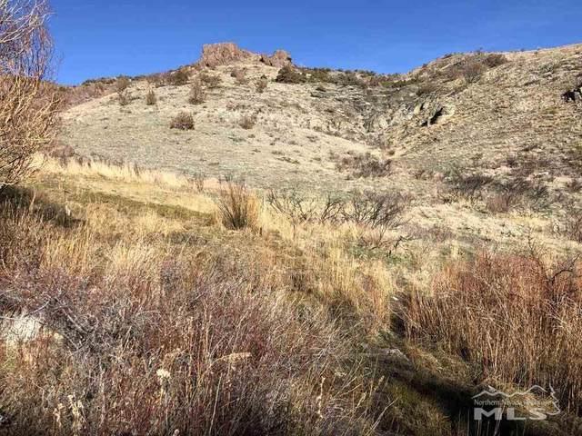 1005 Appian Way, Reno, NV 89510 (MLS #210005803) :: Chase International Real Estate