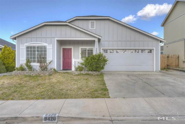 9420 Stoney Creek Way, Reno, NV 89506 (MLS #210005819) :: Chase International Real Estate