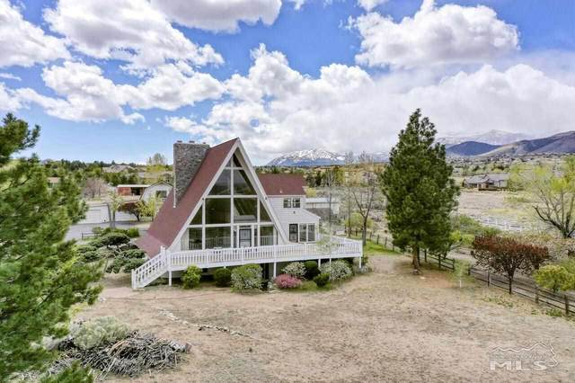 1940 Foothill Road, Reno, NV 89511 (MLS #210005821) :: Morales Hall Group