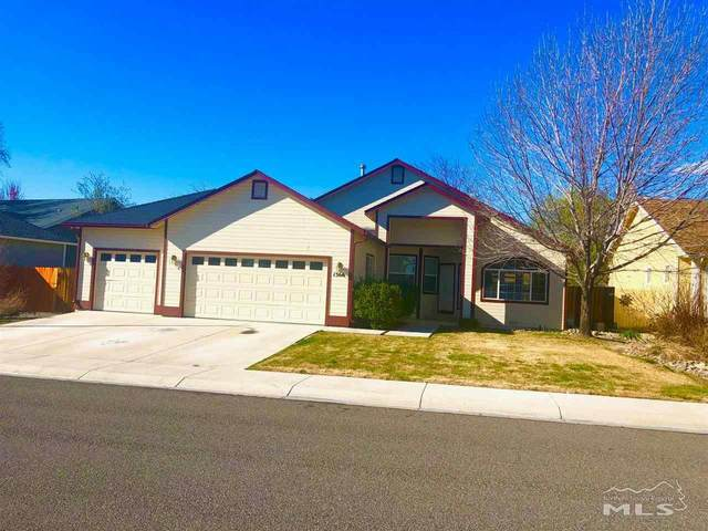 1366 Brooke Wy, Gardnerville, NV 89410 (MLS #210005830) :: Vaulet Group Real Estate