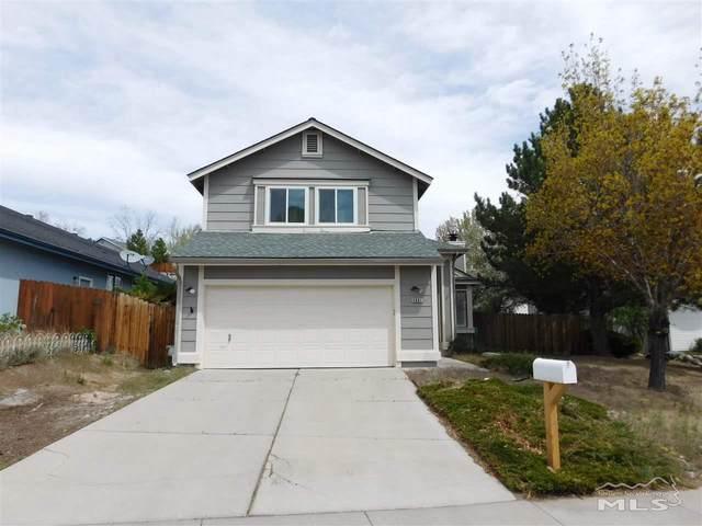 5801 Lindsay Dr, Reno, NV 89523 (MLS #210005840) :: Vaulet Group Real Estate