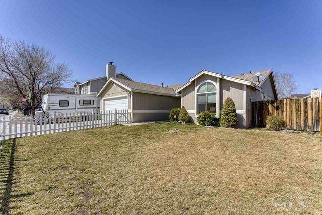 292 Monte Cristo, Dayton, NV 89403 (MLS #210005843) :: Chase International Real Estate