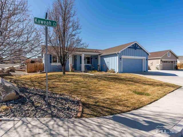 17 Kaweah Ct, Sparks, NV 89436 (MLS #210005844) :: Chase International Real Estate