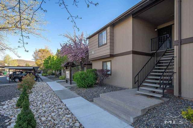4497 Reggie Rd., Reno, NV 89502 (MLS #210005866) :: Chase International Real Estate