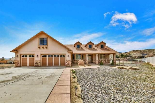 915 Alyce, Carson City, NV 89701 (MLS #210005867) :: NVGemme Real Estate