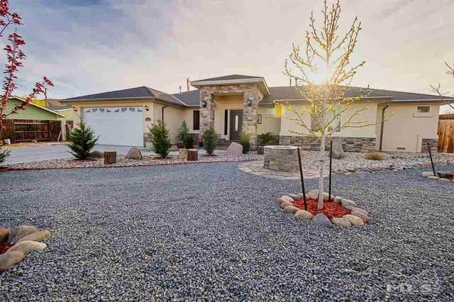 5605 N Shepherd Circle, Sun Valley, NV 89433 (MLS #210005876) :: Chase International Real Estate
