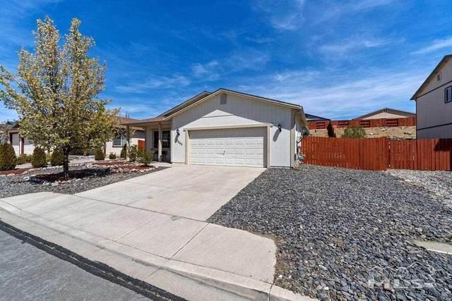 17640 Papa Bear Ct., Reno, NV 89508 (MLS #210005880) :: NVGemme Real Estate