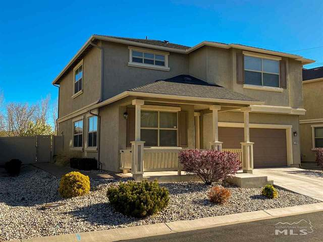 1194 Canvasback Dr Canvasback, Carson City, NV 89701 (MLS #210005881) :: Vaulet Group Real Estate