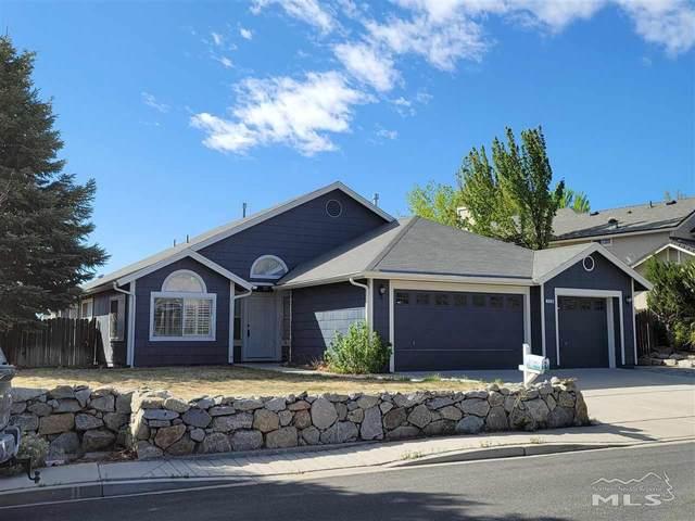 2370 Almond Creek Dr., Reno, NV 89523 (MLS #210005884) :: Vaulet Group Real Estate