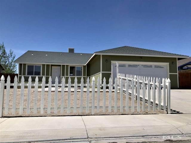 121 Campfire Circle, Fernley, NV 89408 (MLS #210005888) :: NVGemme Real Estate