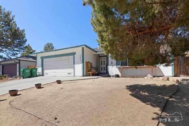 3643 Koskela Drive, Sparks, NV 89431 (MLS #210005894) :: Vaulet Group Real Estate