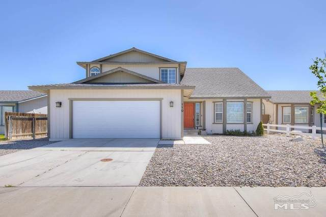 110 Northpointe Cir, Dayton, NV 89403 (MLS #210005897) :: Chase International Real Estate