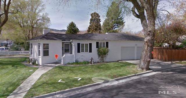 116 S. Iris St., Carson City, NV 89703 (MLS #210005898) :: NVGemme Real Estate