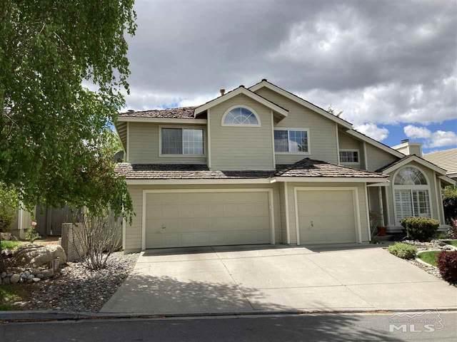 6193 Sunrise Meadows Loop, Reno, NV 89519 (MLS #210005900) :: Krch Realty